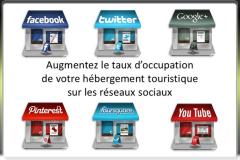 E-Tourisme - Votre hébergement touristique sur les réseaux sociaux