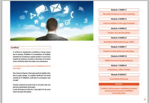 ritzy hotellerisesuisse formation cours etourisme e marketing reseaux sociaux programme