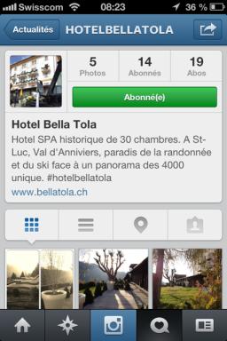 hotelbellatola instagram