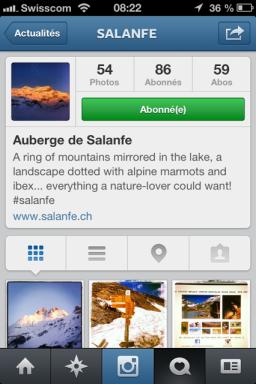 salanfe instagram