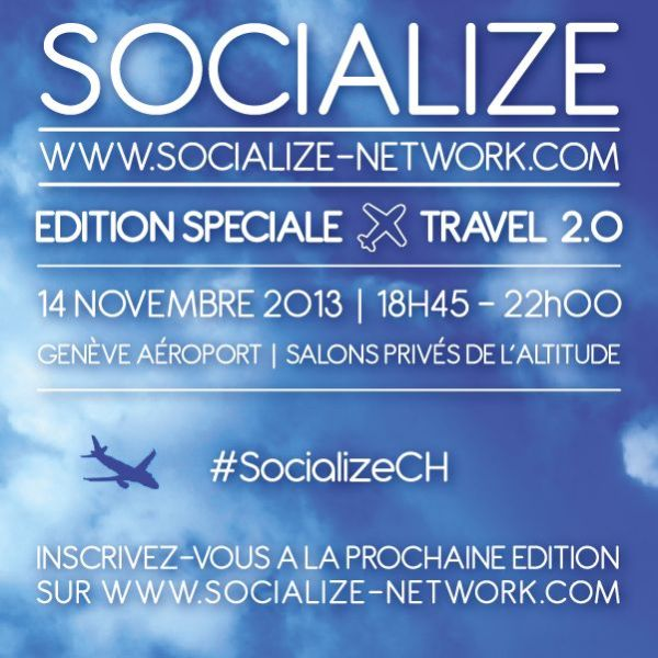 Socialize travel2.0 Geneve