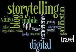 Storytelling tourisme Digital