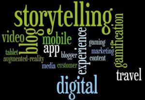 Storytelling tourisme Digital